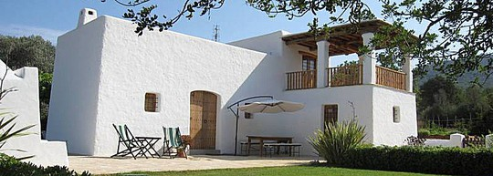 Rent a villa or house on Ibiza